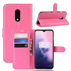 Luurinetti Flip Wallet OnePlus 7 Rose