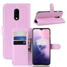 Luurinetti Flip Wallet OnePlus 7 Pink
