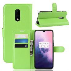 Luurinetti Flip Wallet OnePlus 7 Green