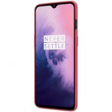 Nillkin OnePlus 7 Super Frosted Red