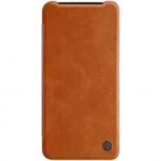 Nillkin Qin Flip Cover OnePlus 7 Brown