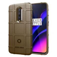 LN Rugged Shield OnePlus 7 Pro brown
