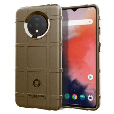 LN Rugged Case OnePlus 7T brown