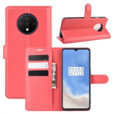 LN Flip Wallet OnePlus 7T red