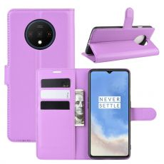 LN Flip Wallet OnePlus 7T purple