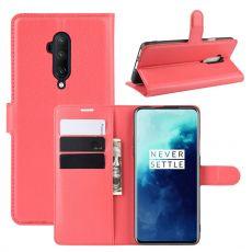 LN Flip Wallet OnePlus 7T Pro red