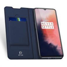 Dux Ducis Business-kotelo OnePlus 7T blue