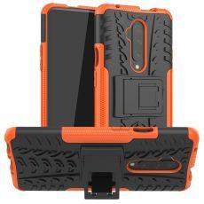 LN kuori tuella OnePlus 7T Pro orange