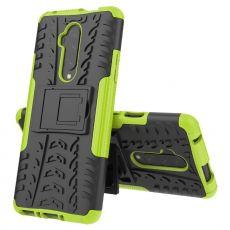 LN kuori tuella OnePlus 7T Pro green