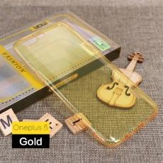 Mofi OnePlus 5 TPU-suoja gold