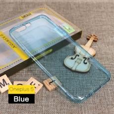Mofi OnePlus 5 TPU-suoja blue