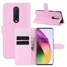 LN Flip Wallet OnePlus 8 Pink