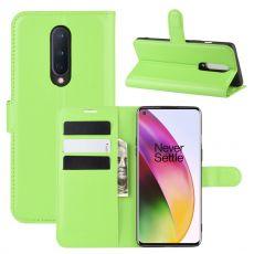 LN Flip Wallet OnePlus 8 Green