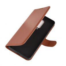 LN Flip Wallet OnePlus 8 Brown