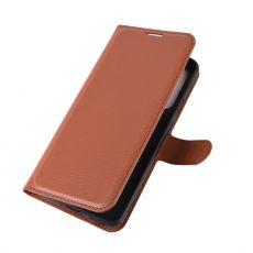 LN Flip Wallet OnePlus Nord Brown
