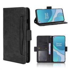 LN 5card Flip Wallet OnePlus 8T Black