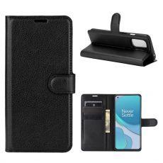 LN Flip Wallet OnePlus 8T Black