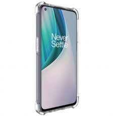 IMAK läpinäkyvä Pro TPU-suoja OnePlus Nord N100