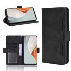 LN 5card Flip Wallet OnePlus Nord N100 Black