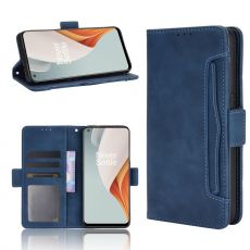 LN 5card Flip Wallet OnePlus Nord N100 Blue