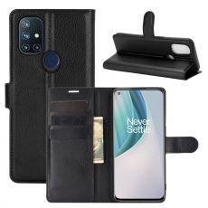 LN Flip Wallet OnePlus Nord N10 5G Black