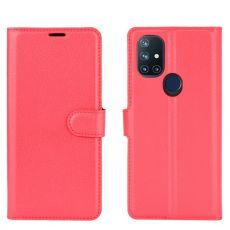 LN Flip Wallet OnePlus Nord N10 5G Red