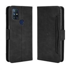 LN 5card Flip Wallet OnePlus Nord N10 5G Black