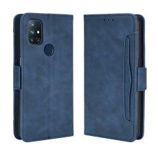 LN 5card Flip Wallet OnePlus Nord N10 5G Blue