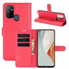 LN Flip Wallet OnePlus Nord N100 Red