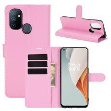 LN Flip Wallet OnePlus Nord N100 Pink