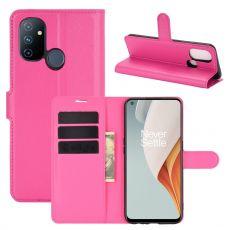 LN Flip Wallet OnePlus Nord N100 Rose