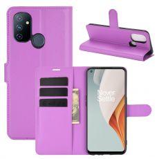 LN Flip Wallet OnePlus Nord N100 Purple