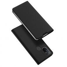 Dux Ducis Business-kotelo OnePlus Nord N100 black