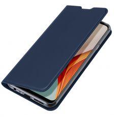 Dux Ducis Business-kotelo OnePlus Nord N100 blue