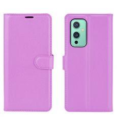 LN suojalaukku OnePlus 9 purple