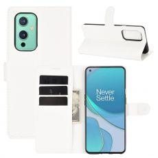 LN suojalaukku OnePlus 9 white