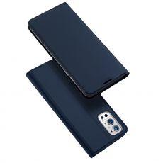 Dux Ducis Business-kotelo OnePlus 9 Pro blue
