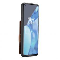 Jeehood suojakuori irroitettavalla korttikotelolla OnePlus 9 brown