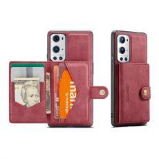 Jeehood suojakuori irroitettavalla korttikotelolla OnePlus 9 Pro red
