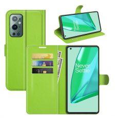 LN Flip Wallet OnePlus 9 Pro green