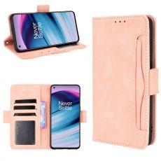 LN 5card Flip Wallet OnePlus Nord CE 5G pink
