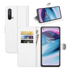 LN Flip Wallet OnePlus Nord CE 5G white