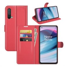LN Flip Wallet OnePlus Nord CE 5G red