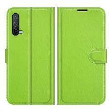 LN Flip Wallet OnePlus Nord CE 5G green