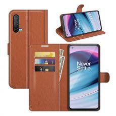 LN Flip Wallet OnePlus Nord CE 5G brown