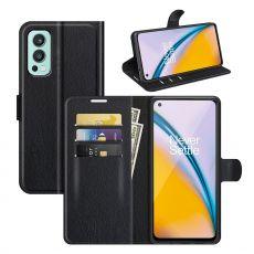 LN Flip Wallet OnePlus Nord 2 5G black
