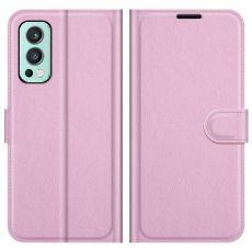 LN Flip Wallet OnePlus Nord 2 5G pink
