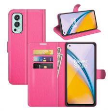 LN Flip Wallet OnePlus Nord 2 5G rose