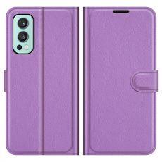 LN Flip Wallet OnePlus Nord 2 5G purple