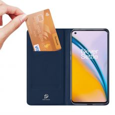 Dux Ducis Business-kotelo OnePlus Nord 2 5G blue